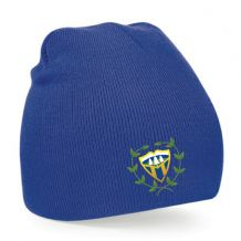 Woodvale Cricket Club Beechfield Original Beanie Hat Royal 2020